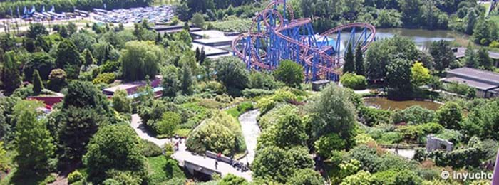Waliby Park, 45 Minutes drive from Eurotunnel Le Shuttle's Calais Terminal